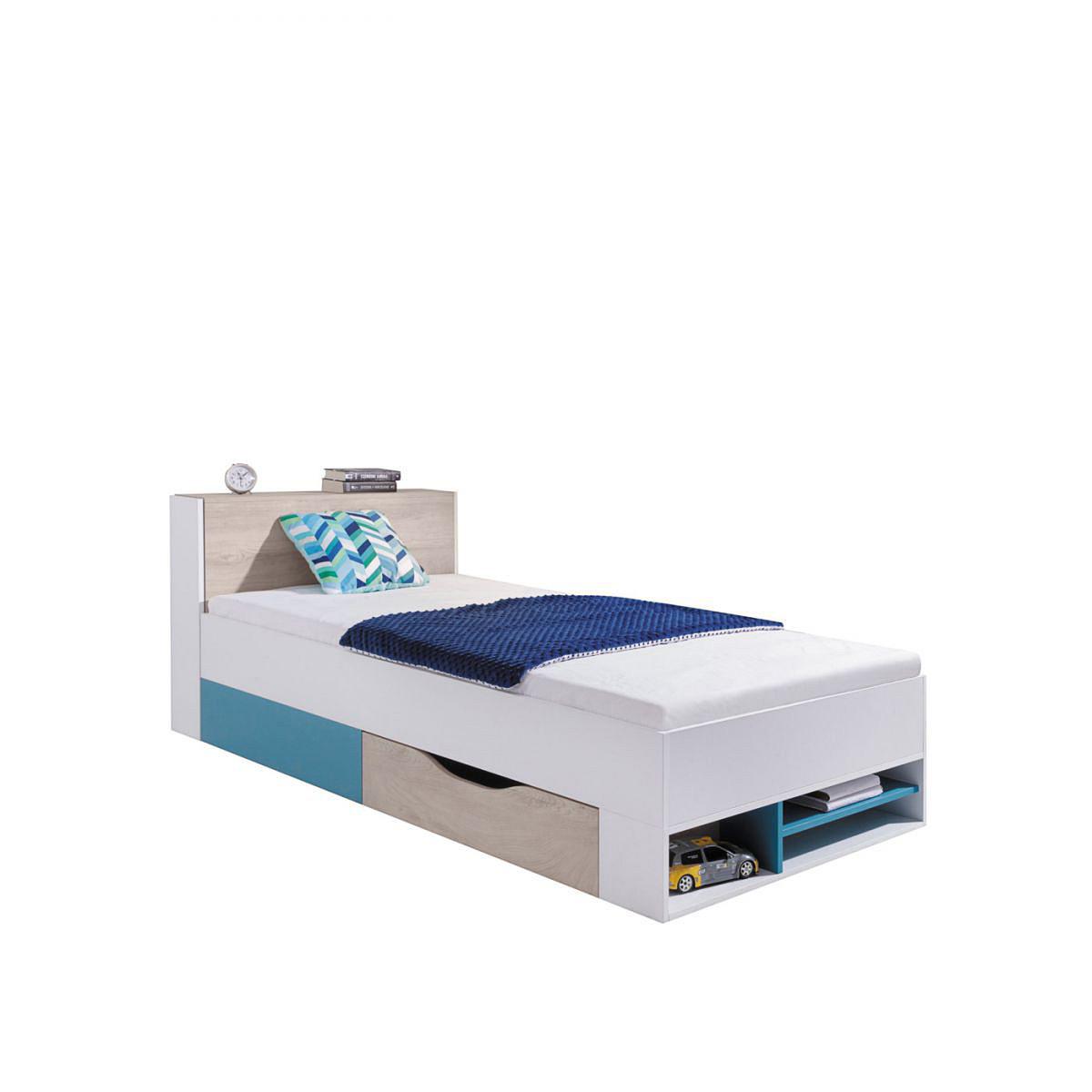 Pl14 Planet łóżko Jednoosobowe Marmex