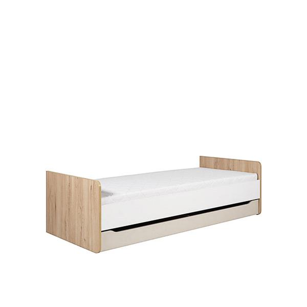 System Kira H łóżko Z Pojemnikiem Na Pościel Marmex